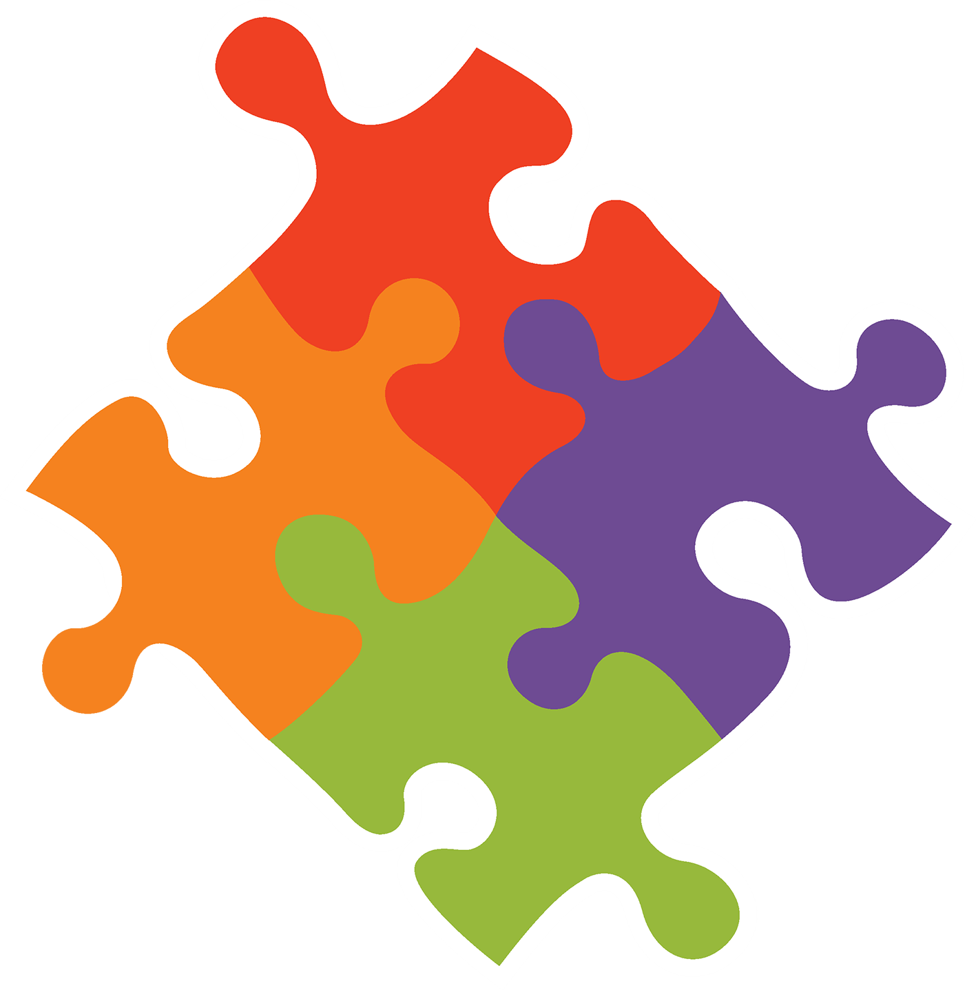 Extratime puzzle piece logo