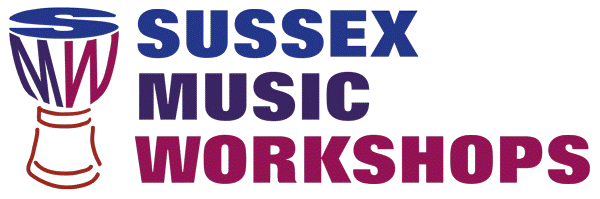 Sussex Music Workshops logo
